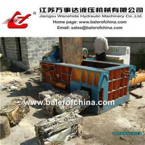 China Metal baler manufacturer on sale