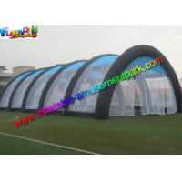 Outdoor Inflatable Paintball Arena Tent , Large Inflatable Tent FOR Tennis Court