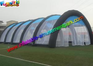 China Outdoor Inflatable Paintball Arena Tent , Large Inflatable Tent FOR Tennis Court on sale