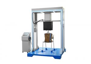 China Seat Durability Furniture Testing Machines , Chair Drop Impact Testing Equipment on sale