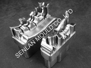 China Aluminium Die Casting Moulds Critical Inserts Polished Surface Long Life Time on sale