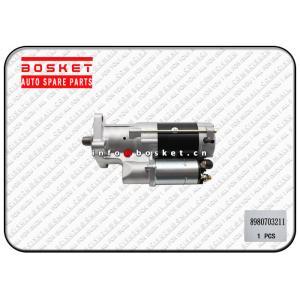 China ISUZU TPG 4HK1T 8980703211 8980540630 8-98070321-1 8-98054063-0 Starter Assembly on sale