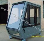 HD700 Kato excavator cabin, operator cabin