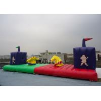 Customized Inflatable Sumo Wrestler Costume , Adults / Kids Entertainment Sport Games