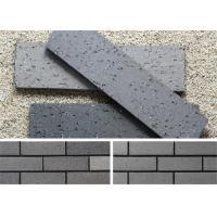 Smooth White Split Face Brick