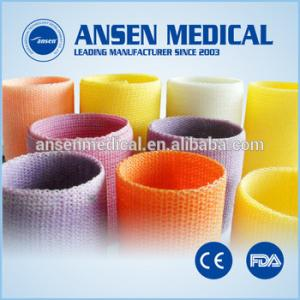China Colors Fast Hardening Wound Care Bandage First Aid Bandage Waterproof Wrap on sale
