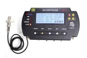 China CD10 Portable Gas Detector With 4.3 Inch LCD Display RS485 Data Output on sale