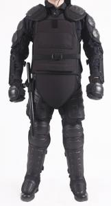 China Soft anti riot gear of anti riot suit for police riot control on sale
