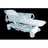 Hospital Stretcher Trolley Rescue Bed With Aluminum Die - Casting Main Frame