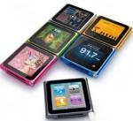 China Generation 6th MP4 player wholesale