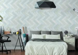 China Luxury Washable Modern Wall Coverings Pvc Embossed Simulation Of Wood on sale