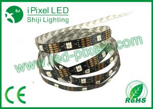 China Magic Color APA102 outdoor LED strip lights 60led Per Meter on sale