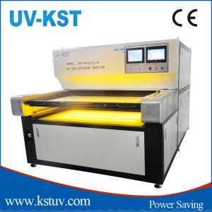 China New design green ink exposure system 1.3m Factory for producing pcb CE approved on sale