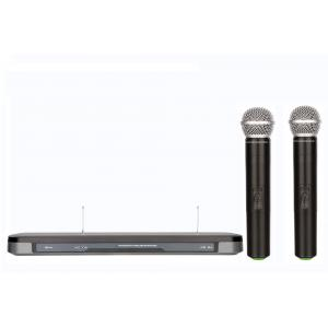 China 7220 competetive cheap price dual channel wireless microphone UHF micrófon MIC SHURE PG88 on sale