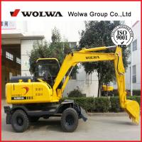 China Earth digging machine shandong 8 ton excavator for sale DLS880-9A on sale