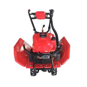 China agricultural farm machinery handheld rotary tiller cultivator with gearbox on sale