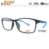 China supplier manufacturers wholesale display optical frames TR90 injection glasses