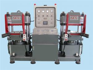 China Professional Flat Vulcanizing Machine With YUKEN Valves 200 Ton Clamping Force on sale