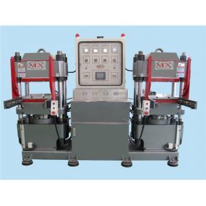 China Professional Flat Vulcanizing Machine With YUKEN Valves 200 Ton Clamping Force on sale