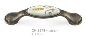 China high end and low price ceramic and metal handles on sale