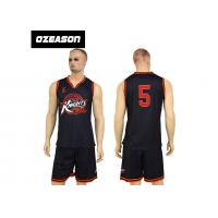 Wholesale Custom Design Apparel Basketball Shirts With Collar