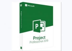 China Digital Microsoft Office Project Office 2019 Project Professional Commercial Use on sale