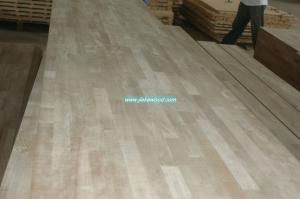 China Chinese Black Walnut Finger Jointed Boards,furniture panel on sale