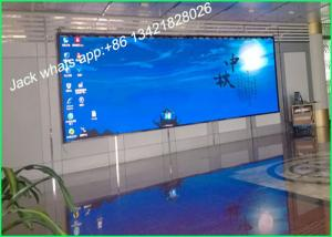 China Large Indoor Rental Led Screen Display , P2.5 LED Video Screen Rental High Refresh on sale