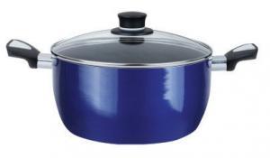 China 磁器によってエナメルを塗られる焦げ付き防止のダッチ オーブン、カセロール on sale