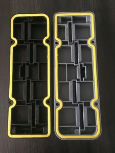 China Black / Grey Color Busbar Plugs Socket Nylon PA66 Material Lightweight on sale