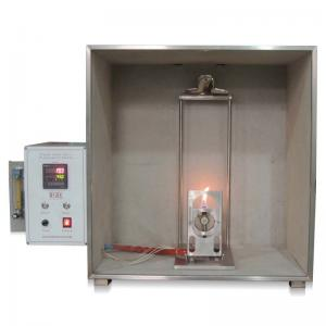 China NFPA 701-1 Flammability Tester on sale