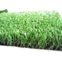 China Landscaping Green Mini Football Artificial Grass , Fake Grass For Lawns 200 Stitches/m on sale