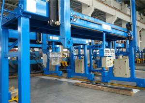 China H Beam Submerged Arc Welding Machine Ship Type Welding With Flux Recovery System on sale