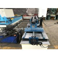 China Galvanized Steel Stud And Track Roll Forming Machine Light Keel Wall Angle Making Machine on sale