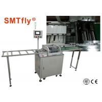 Pre - Scored LED V Cut PCB Depaneling Machine Multiple Group Blades High Speed SMTfly-5