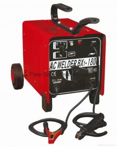China high quality and inexpensive AC arc welding machine BX1-500A on sale