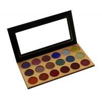 18 Colors Long Lasting Glitter Color Eyeshadow Powder Eye Shadow Palette Set