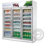 OP-A301 Single-temperature VTA Brand Evaporator Luxury Beverage Display Cooler