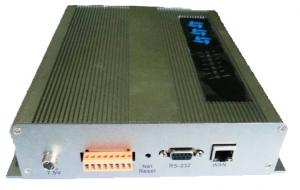 China 4 Channel UHF RFID Reader with Impinj R500 Chip and TCP/IP Communications on sale