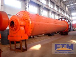 China 2014 Hot Sale Ore Grinding Equipment---Fote Ball Mill for Low Price on sale