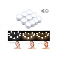 China Hollywood Style LED Makeup Vanity Lights Wall Mounted Bathroom Mirror Front Lamp IP43 on sale