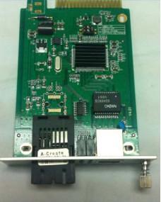 China LFP 10M/poder interno do conversor dos meios de 100M/de 1000M, tipo de cartão on sale