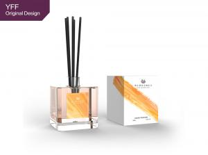China Long Lasting Organic Reed Diffuser , Decorative Fragrance Oil Diffuser on sale