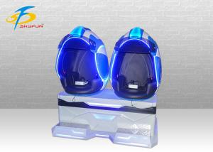China 2019 Attractive And Newest VR Egg Cinema Machine with Various Content on sale