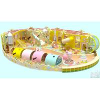 KAIQI Daycare Indoor Playground Equipment,Soft Commercial Indoor Kids Play Equipment