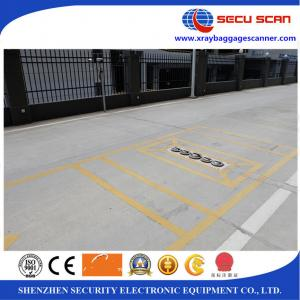 China Ip68 Multi Language Under Vehicle Scanning System To Check Car Security on sale