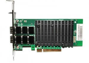 China Ethernet Network Cards For Servers 10G NIC Card 10G Ethernet Card 10G Fiber Lan Cards on sale