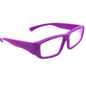 China UV380 vidrios antis de la polarización linear 3D para la película plegable/reutilizable on sale