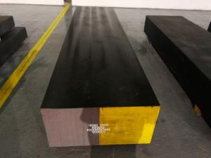 China Nitriding High Tear - Resistant Hot Work Tool Steel Block HSSD PH13 400mm on sale