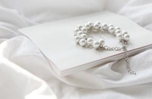China Pretty and Cute & Beautiful pearl Bracelet,beaded bracelet on sale